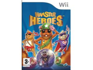 Hamster Heroes (Wii) Nintendo