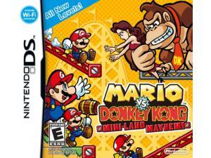 Mario vs Donkey Kong 3 (Nintendo DS) Nintendo