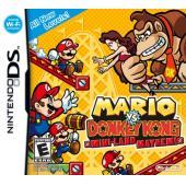 Nintendo Mario vs Donkey Kong 3 (Nintendo DS)