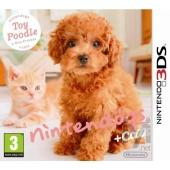 Nintendo Nintendogs and Cats: Toy Poodle and New Friends (Nintendo 3DS)
