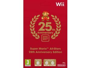 Super Mario All-Stars - 25th Anniversary Edition (Nintendo Wii) Nintendo