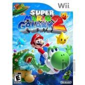 Nintendo Super Mario Galaxy 2. (Nintendo Wii)