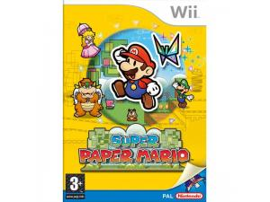 Super Paper Mario (Nintendo Wii) Nintendo