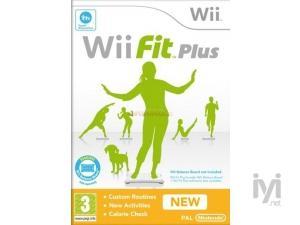 Wii Fit Plus (Nintendo Wii) Nintendo