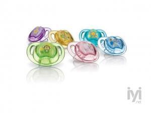 0 BPA Prizma Damaklı Emzik 3-6 ay NUBY5719SOSN Nuby