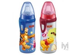 0 BPA Activite Cup Silikon Ağızlı Disney 12+ 300ml NUK-NA750413 Nuk