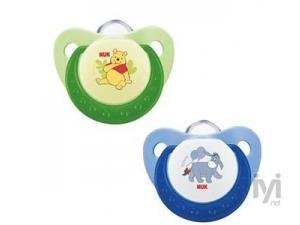 0 BPA Emzik Silikon Disney 6/18 Ay NUK-NES735565 Nuk