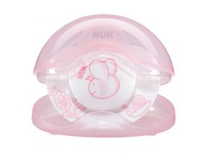 0 BPA Uyku Emziği Silikon Baby 6/12 Ay Nuk