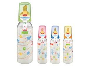 BPA Free Kaucuk Emzikli PP 240ml Nuk