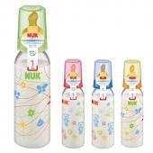 Nuk BPA Free Kaucuk Emzikli PP 240ml