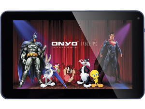 Action Tab XL Batman Onyo