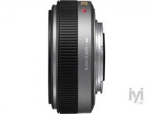 Lumix G Pancake 20mm f/1.7 Asp Panasonic