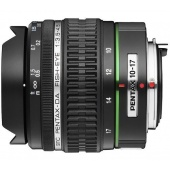Pentax SMC PENTAX DA 10-17mm f/3.5-4.5 ED (IF) Fish-eye Zoom