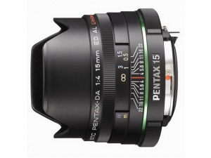 SMC PENTAX DA 15mm f/4 ED AL Limited Pentax
