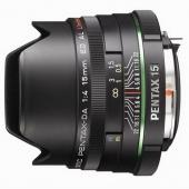 Pentax SMC PENTAX DA 15mm f/4 ED AL Limited