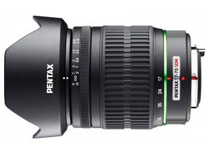 SMC PENTAX DA 17-70mm f/4 AL (IF) SDM Pentax