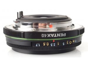 SMC PENTAX DA 40mm f/2.8 Limited Pentax