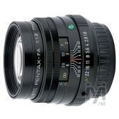 Pentax SMC PENTAX FA 77mm f/1.8 Limited