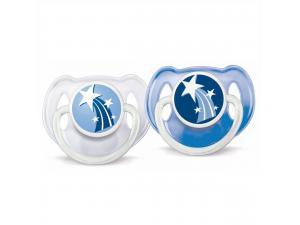 0 BPA Gece Emzik 2`li Philips Avent