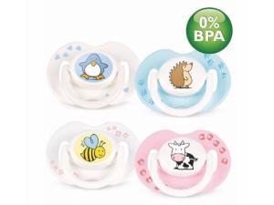 Philips Avent Philips AVENT Ayıcıklı Emzikler 6-18 ay BPA Içermez SCF174/62 2 li Paket