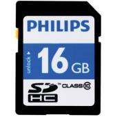 Philips SDHC 16GB Class 10 FM16SD45B/97