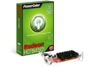HD5450 1GB HM 512MB 64bit DDR3 Powercolor