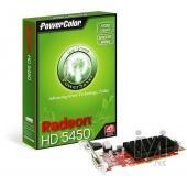 Powercolor HD5450 1GB HM 512MB 64bit DDR3