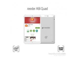 Reeder A8i Quad Intel Atom 16GB 8