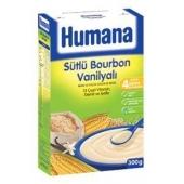 Humana Bebek Mamasi Sutlu Bourbon Vanilyali 300gr