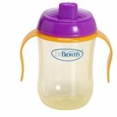 Dr Brown's Damla Akıtmaz Sert Uçlu Kulplu Bardak 270 ml(BPA%0)