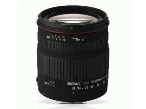 18-200mm F/3.5-6.3 DC Sigma