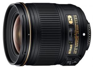 Nikon 28mm f/1.8 G