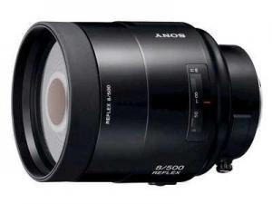 SAL-500F80 500mm f/8.0 Reflex Sony