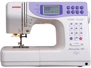 Janome MC 4900