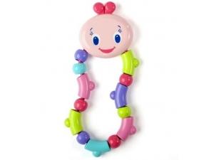 Bright Starts Twisty Teether Bük Çevir Dişlik Kız