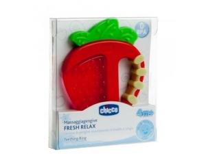 Fresh Relax Diş Kaşıyıcı Çilek Chicco