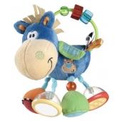 Playgro Toy Box Çıngıraklı Diş Kaşıyıcı Zebra