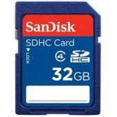 Sandisk Sdsdb-0032-b35 32gb Sd Kart C4