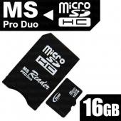 Team 16GB Memory Pro Duo