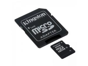 Kingston 16 Gb Micro Sd Class4 Card