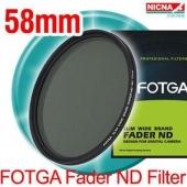 Fotga 58mm ND2-400