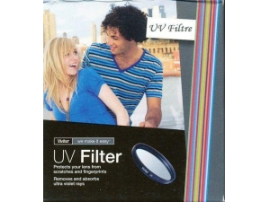 62mm UV Filtre Vivitar
