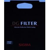 Sigma 72mm MC Polarize Filtre