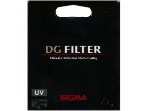 58mm UV Ultra Viole Multi Coated Filtre Sigma