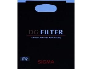 52mm MC Polarize Filtre Sigma