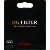Sigma 52mm UV Ultra Viole Multi Coated Filtre
