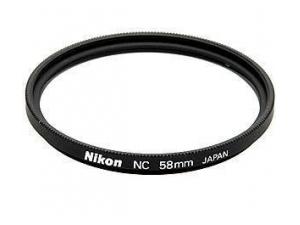 58mm UV Filtre Nikon