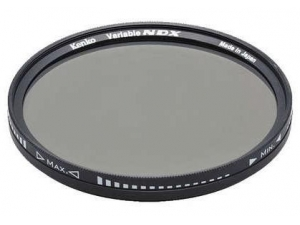 Variable NDX ND2.5 ND1000 77mm Filtre Kenko