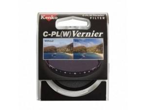 Vernier Circular Polarize Slim 58mm Filtre Kenko