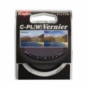 Kenko Vernier Circular Polarize Slim 58mm Filtre